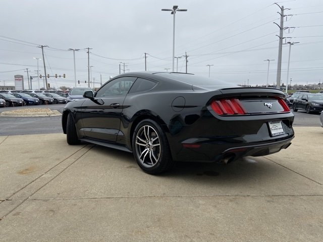 Pre-Owned 2017 Ford Mustang EcoBoost