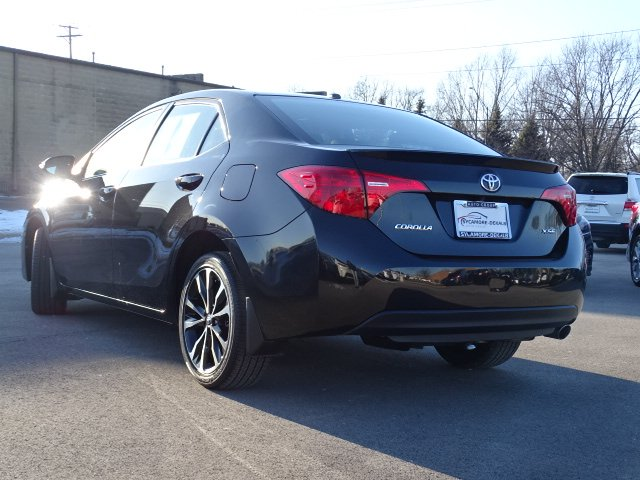 Pre-Owned 2017 Toyota Corolla XSE