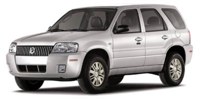 Pre-Owned 2007 Mercury Mariner Premier