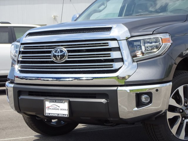 New 2019 Toyota Tundra 4WD Limited