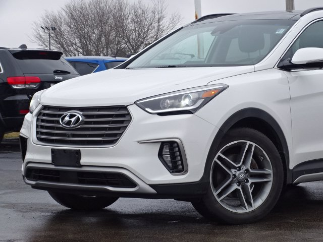 Pre-Owned 2017 Hyundai Santa Fe Limited Ultimate