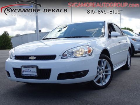 Pre-Owned 2014 Chevrolet Impala Limited LTZ