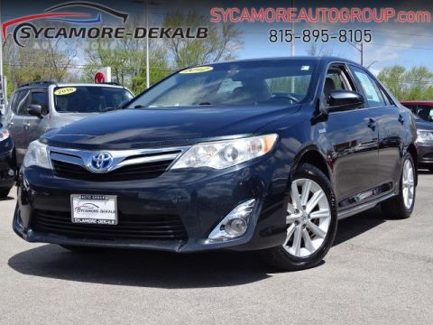 Pre-Owned 2012 Toyota Camry Hybrid Hybrid XLE