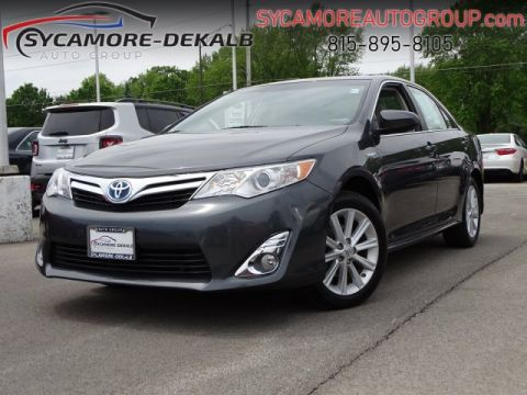 Pre-Owned 2013 Toyota Camry Hybrid Hybrid XLE