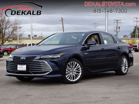 New 2020 Toyota Avalon Hybrid Hybrid Hybrid Limited
